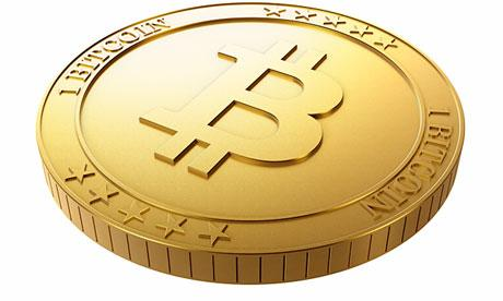 Bitcoin Coin Logo