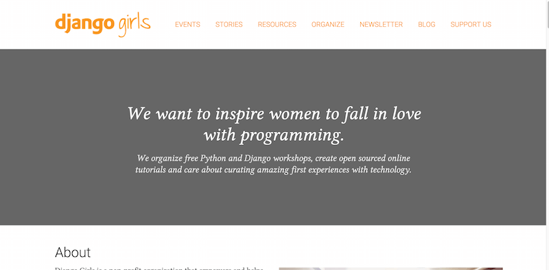 Django Girls   start your journey with programming