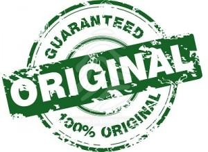 Guaranteed Original
