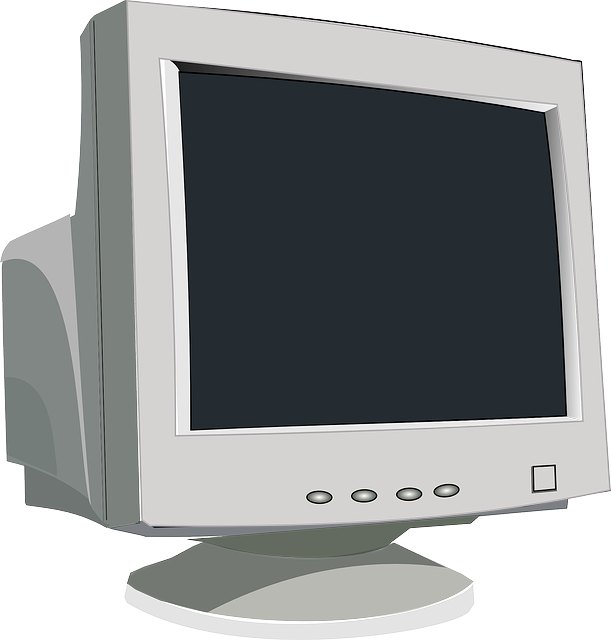 Old School Monitor