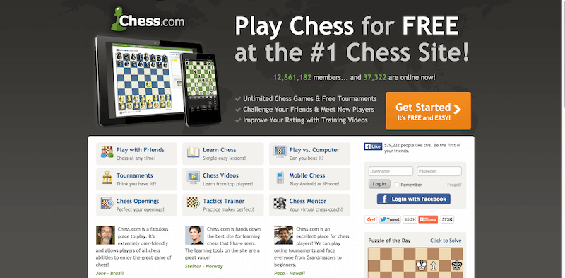 Play Chess Online Free Chess Games at Chess.com