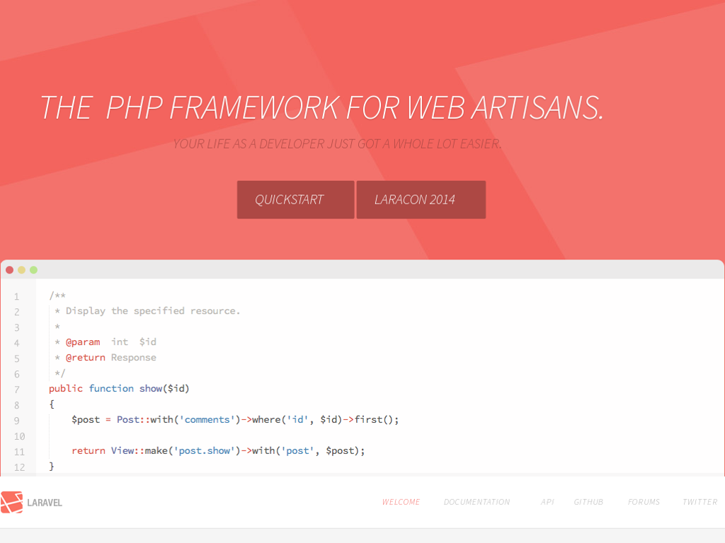 15 Awesome Websites Built With Laravel PHP Framework