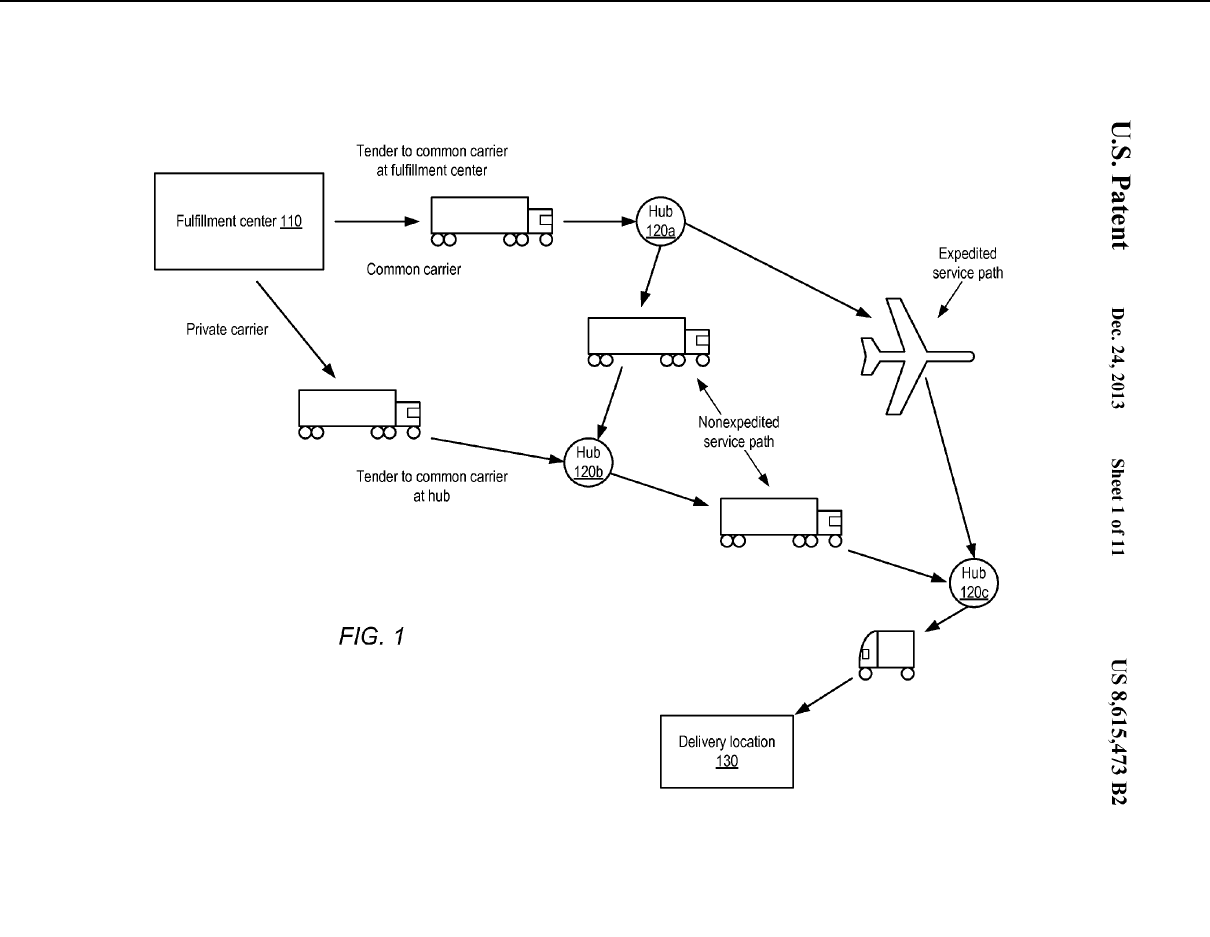 Amazon.com US Patent US008615473