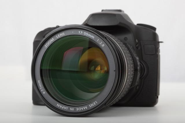 Black Canon Camera [Writing Prompt]