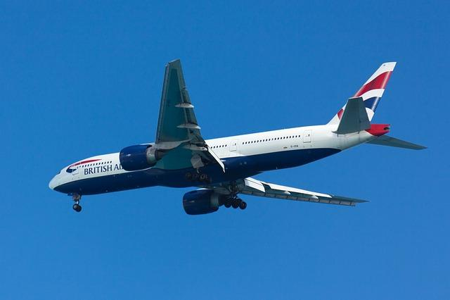 British Airways Aircraft [Writing Prompt]
