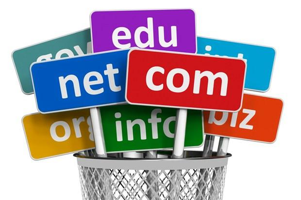 Common TLDs