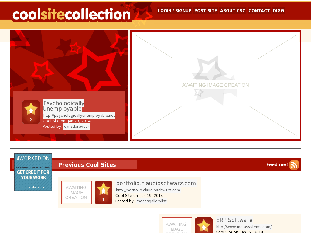 Cool Site Collection