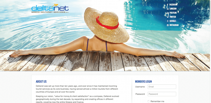 Deltanet Travel A Leading Destination Management Company in Greece