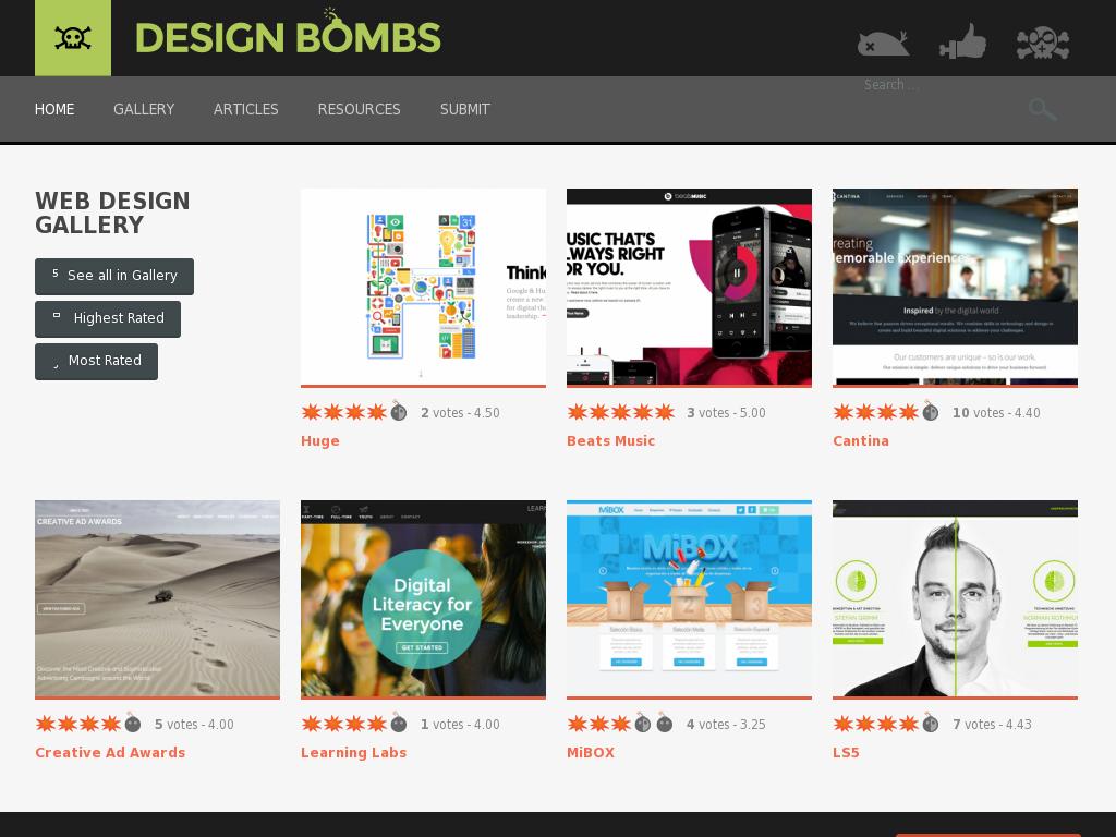 Design Bombs