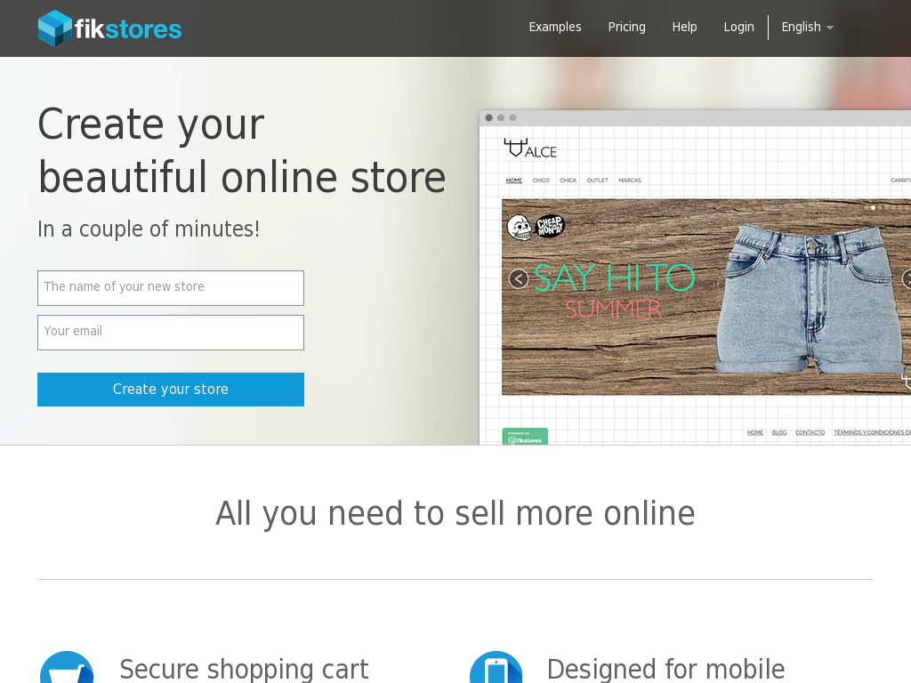 How to make an online shop with wordpress