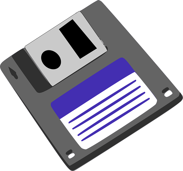 Floppy Disk [Writing Prompt]