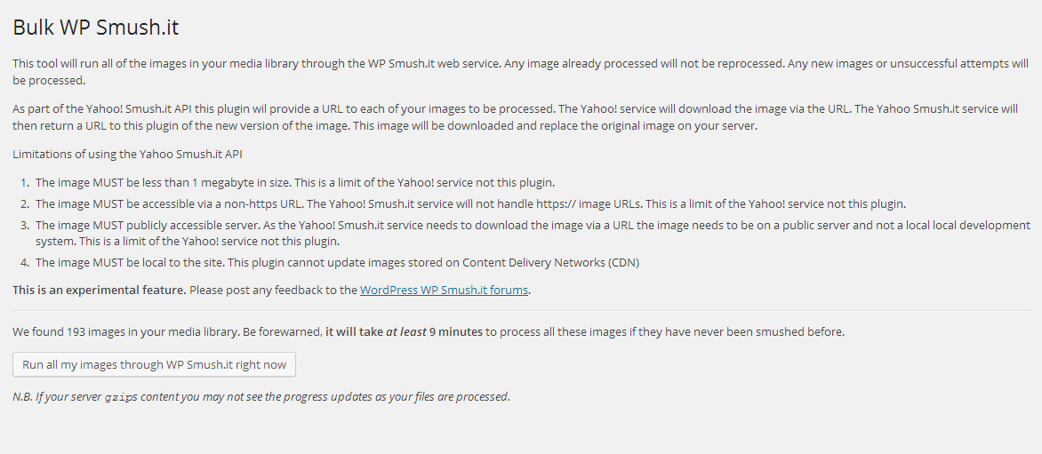 How-To Compress WordPress Images