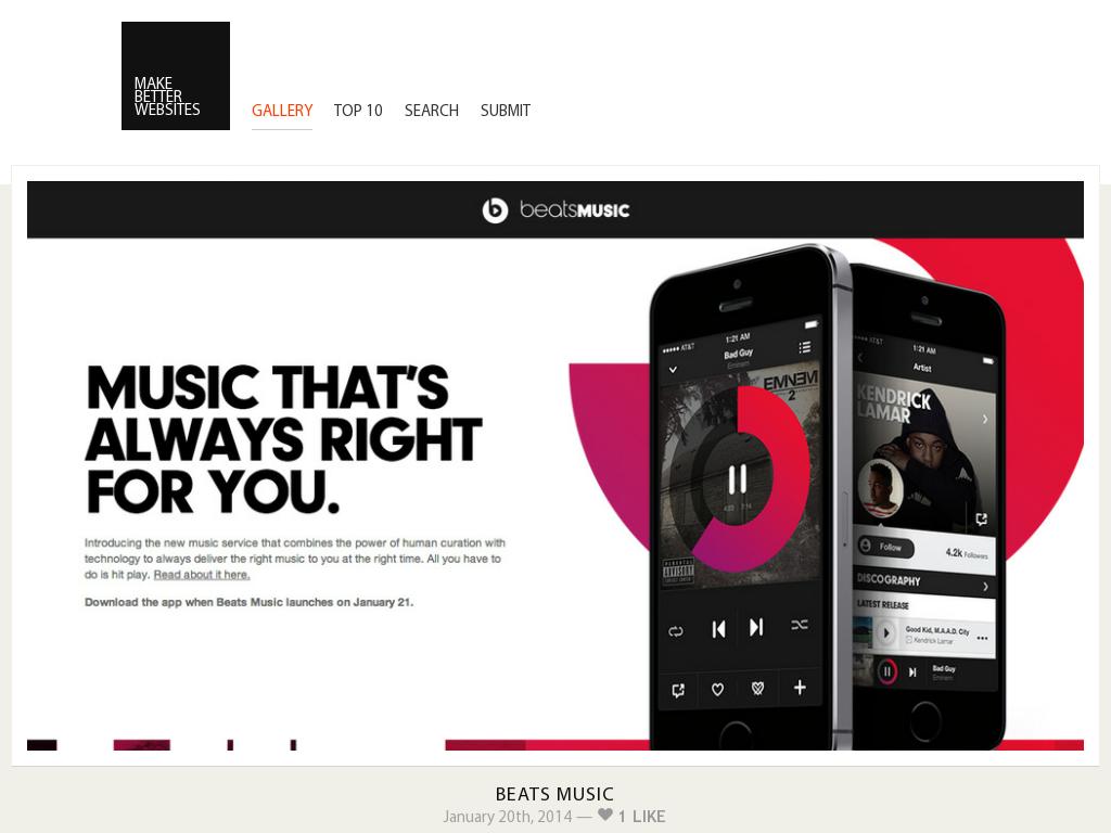 Make Better Websites