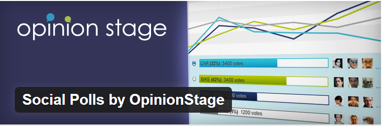 Social Polls by OpinionStage