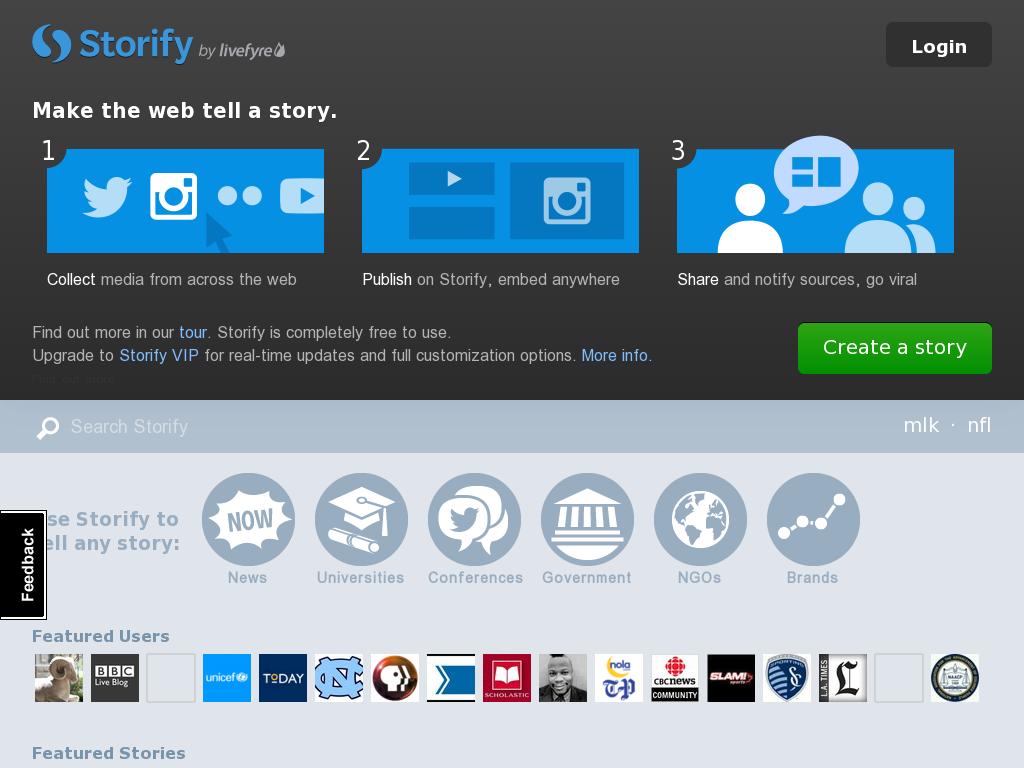 Storify Logo