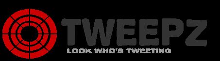Tweepz Logo