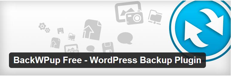 WordPress BackWPup Plugin