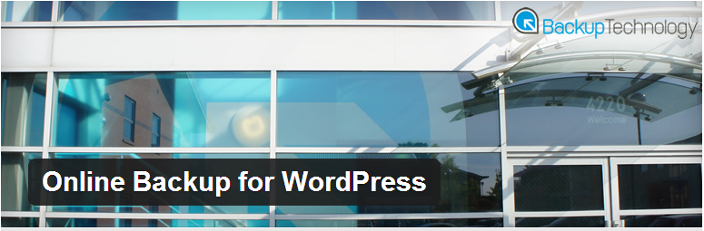 WordPress Online Backup Plugin
