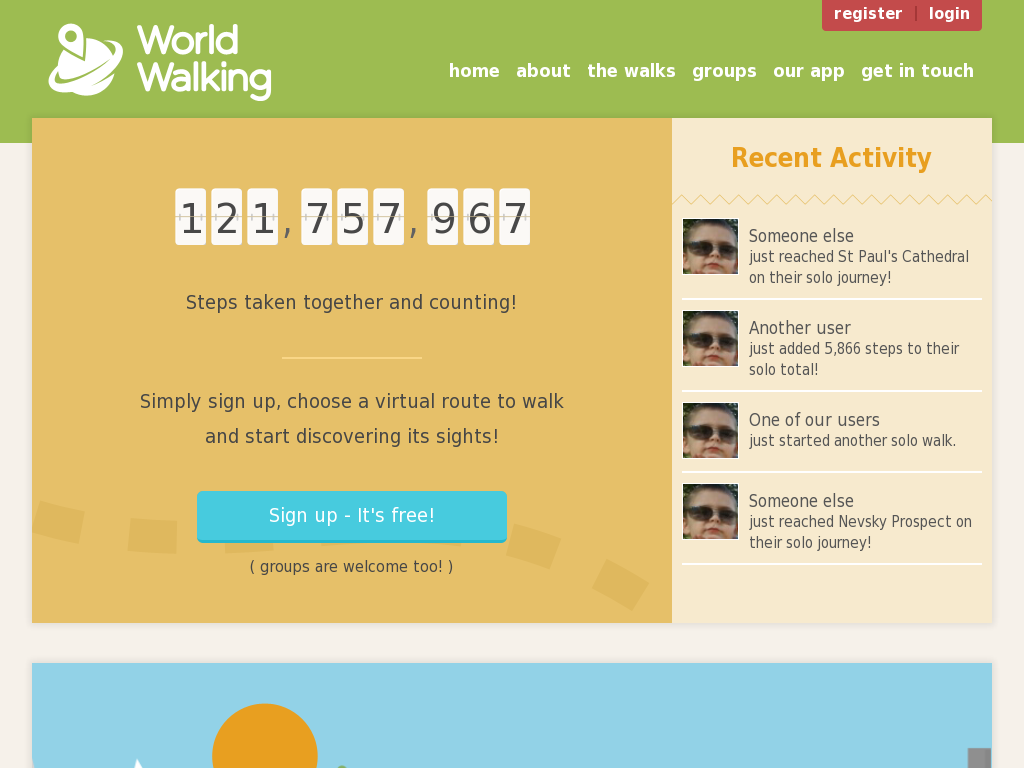 World Walking