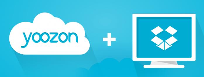 Yoozon - Dynamic Website Hosting on Dropbox #Startup