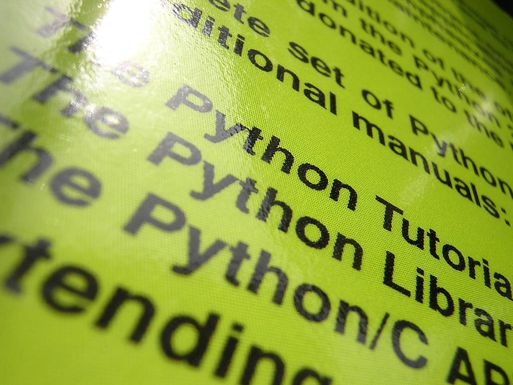 10 Minimal Web Frameworks for Python