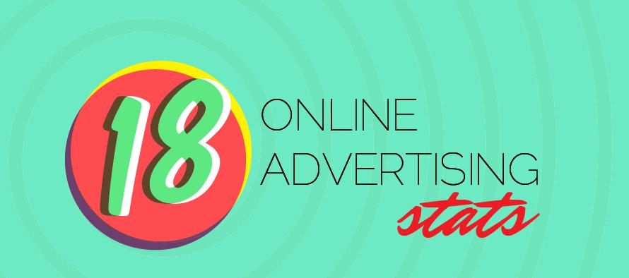 18 Online Advertising Stats