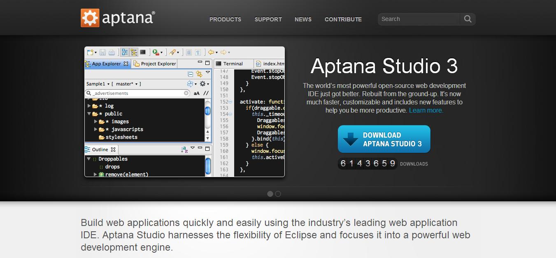 Aptana Studio 3