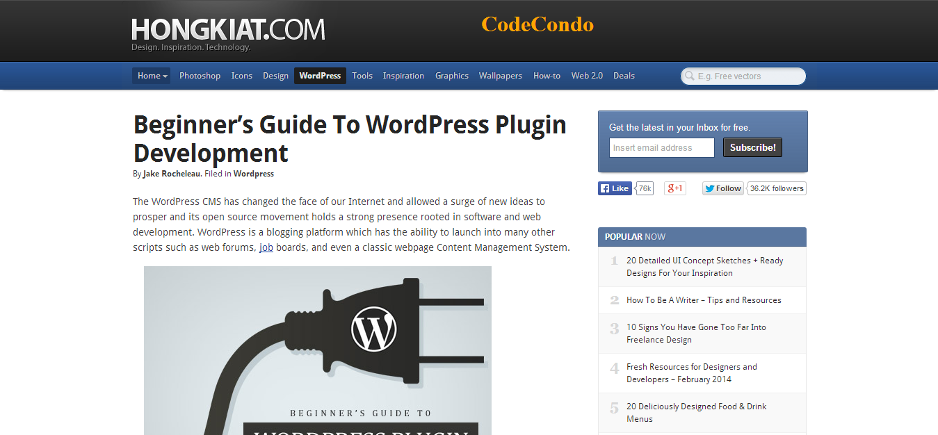 Beginner's Guide To WordPress Plugin Development