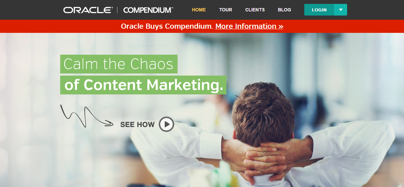 Compendium Calm the Chaos of Content Marketing