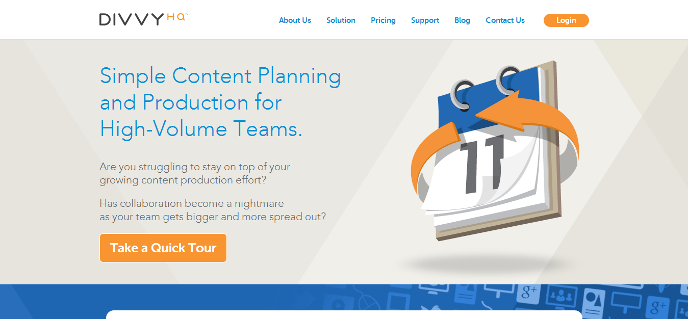 DivvyHQ  A Content Planning   Production Tool for High Volume Teams