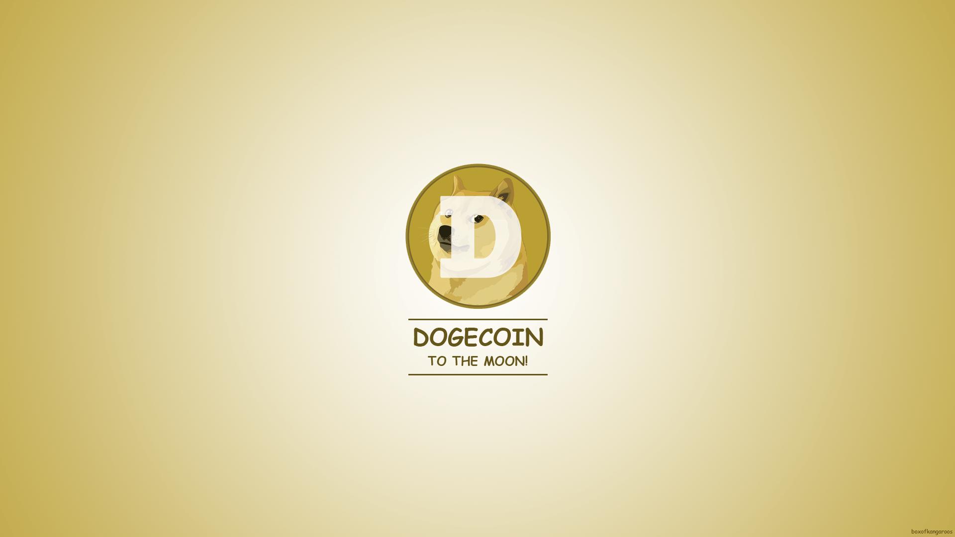 Dogecoin Wallpaper