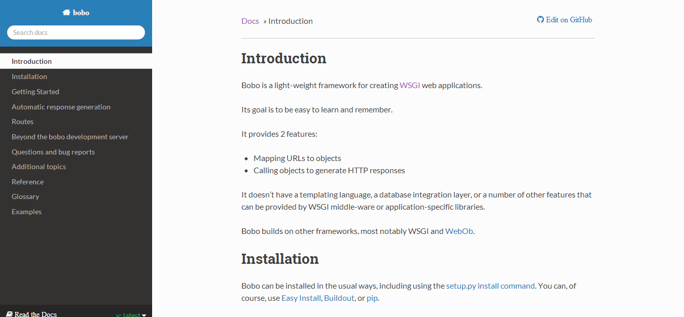 Introduction — bobo 2.0.0 documentation