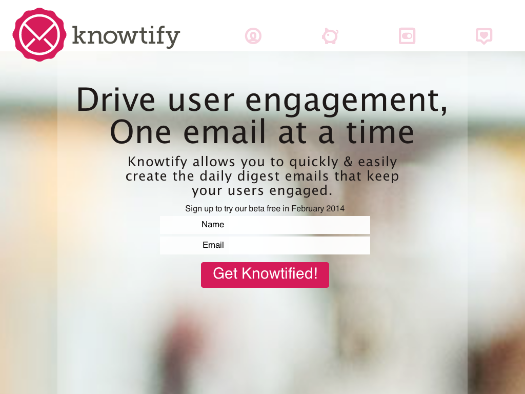 Knowtify - Daily Email Digest to Drive User Engagement