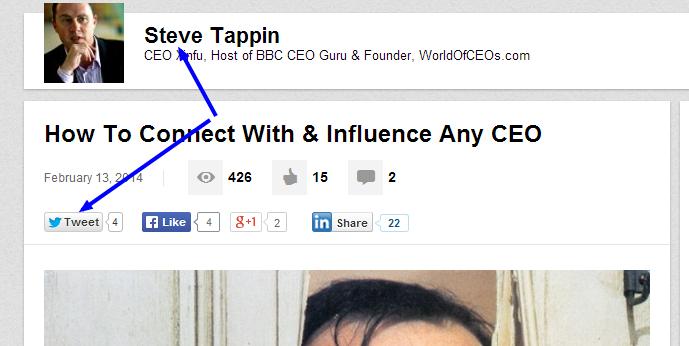 Steve Tappin - LinkedIn