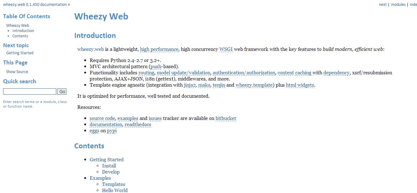 Wheezy Web — wheezy.web 0.1.450 documentation