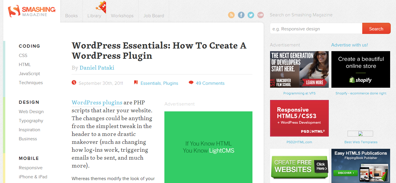 WordPress Essentials  How To Create A WordPress Plugin