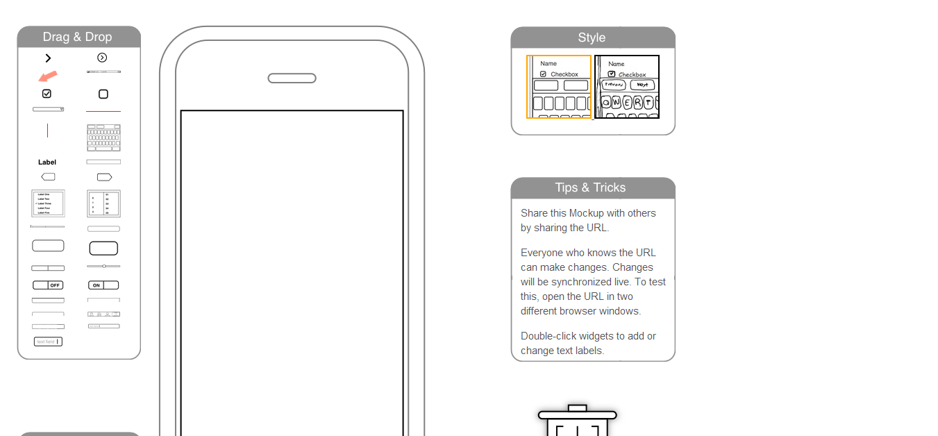 25 Free Mockup And Wireframe Tools For Web Designers