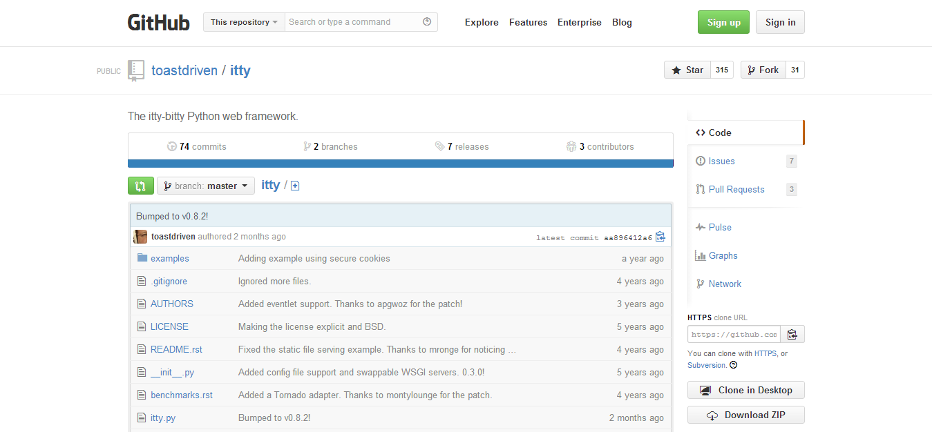 14 Minimal Web Frameworks for Python