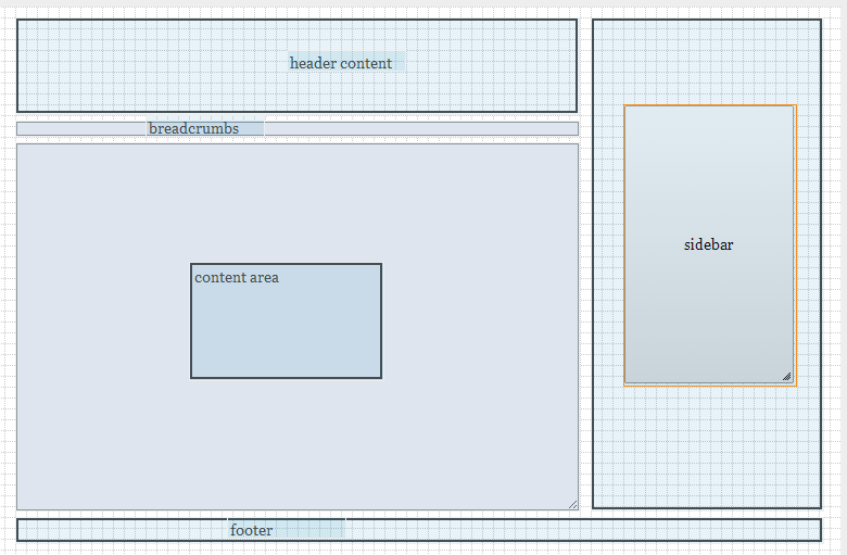wireframe example
