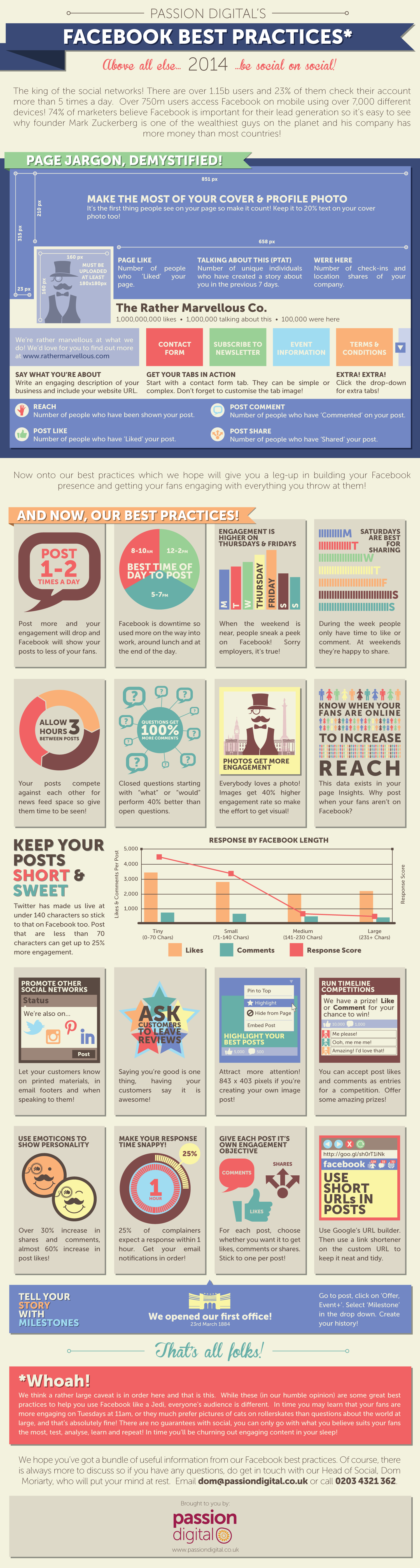 23 Facebook Optimization Tips for 2014 [INFOGRAPHIC]