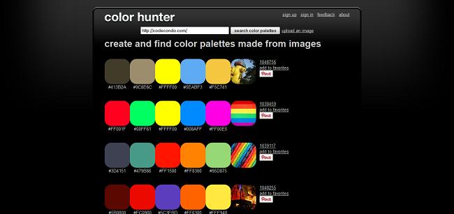 Color Hunter