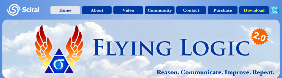 Flying Logic : Software for Visual Planning Support : Home