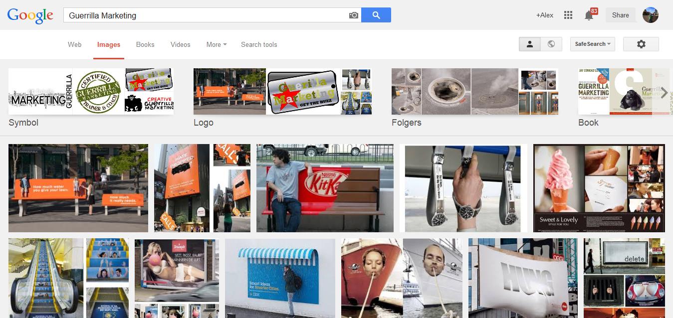 Guerrilla Marketing - Google Search