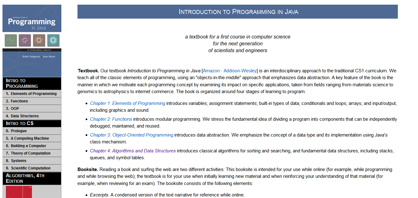 Introduction to Programming in Java_ An Interdisciplinary Approach