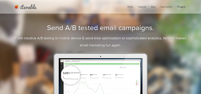 Iterable - Email Optimization for Growth Hacking Marketers