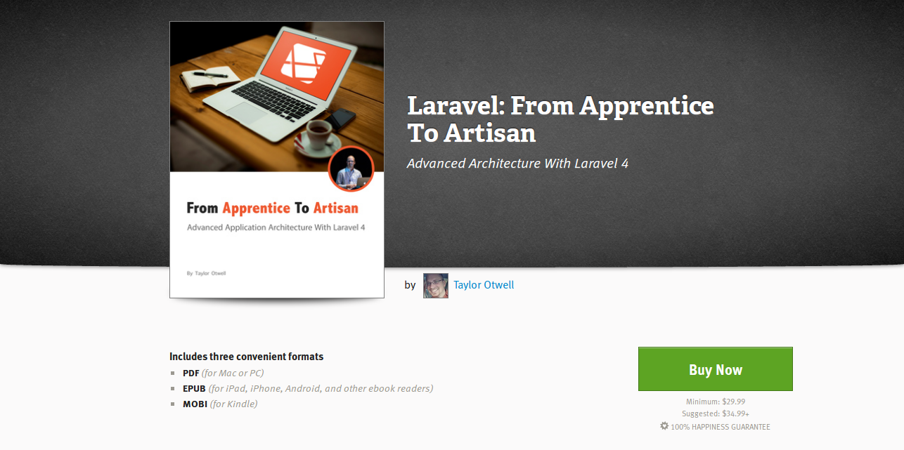 Laravel From Apprentice… by Taylor Otwell PDF iPad Kindle