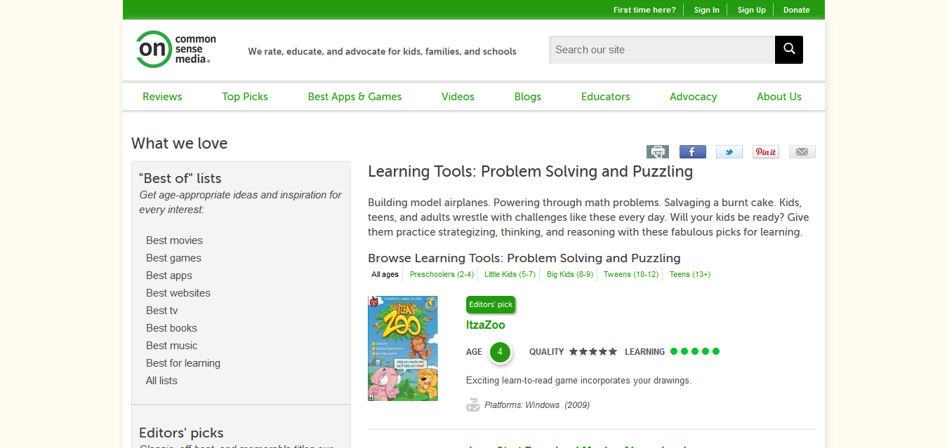 Learning Tools_ Problem Solving and Puzzling