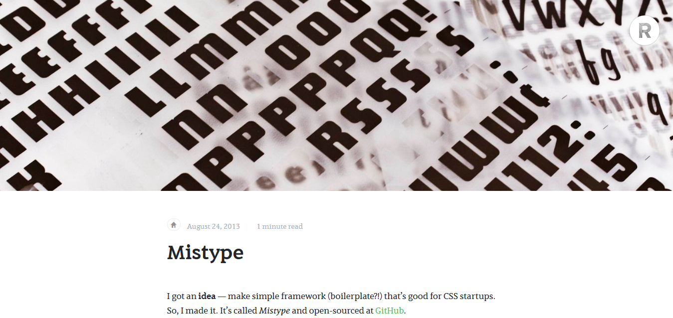 Mistype — Droid Write