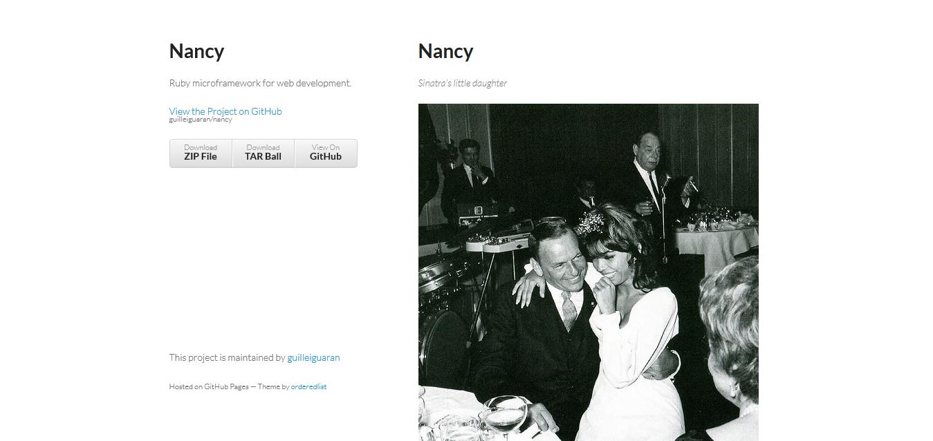 Nancy by guilleiguaran