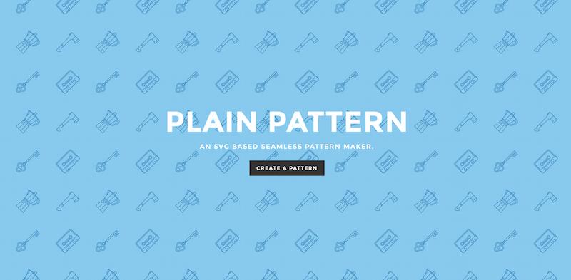 Plain Pattern